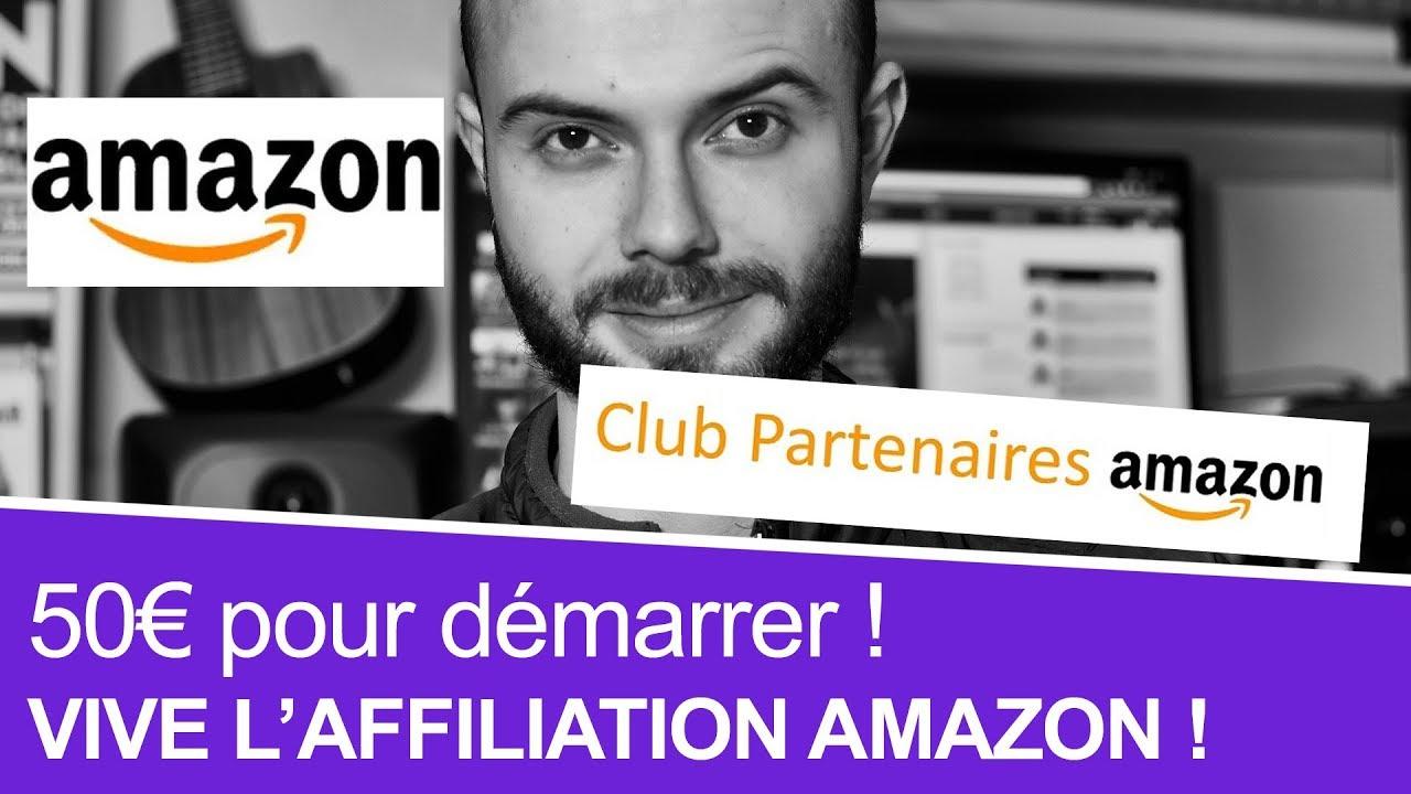 Comment devenir Amazon affiliate?