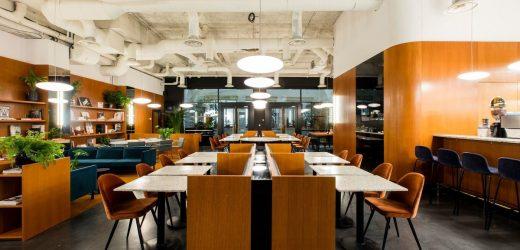 Top 5 des meilleurs espace de co-working dans Paris