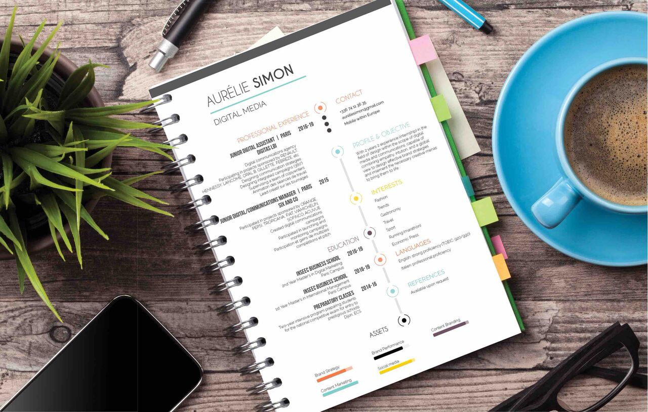 5 astuces pour créer un CV professionnel sur-mesure