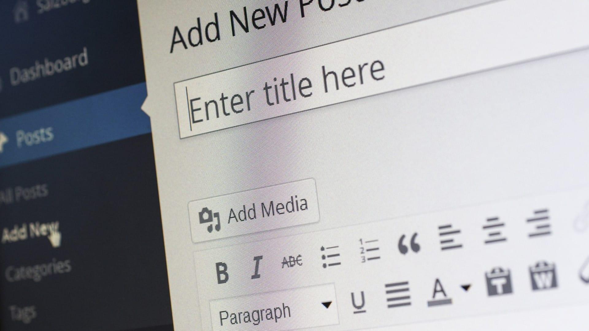 Les missions d'un rédacteur web